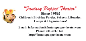 Since 1956! Puppeteer For All Ages