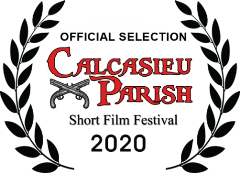 """Jabberwocky"" chosen as an ""Official Selection"" of the 2020 Calcasieu Parish Short Film Festival."